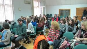 "Promocija zbornika studentskih radova ""Muzički identiteti i evropska perspektiva: interdisciplinarni pristup"",  12. XII 2016."