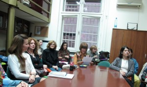 Roundtable Debate of MA and PhD Students in Musicology